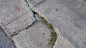 sidewalk, french quarter