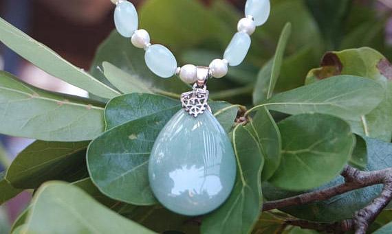 jade handmade jewelry